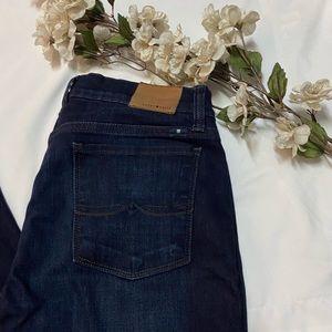 Lucky Brand Brooke Skinny Dark Wash Jeans Sz 10/30